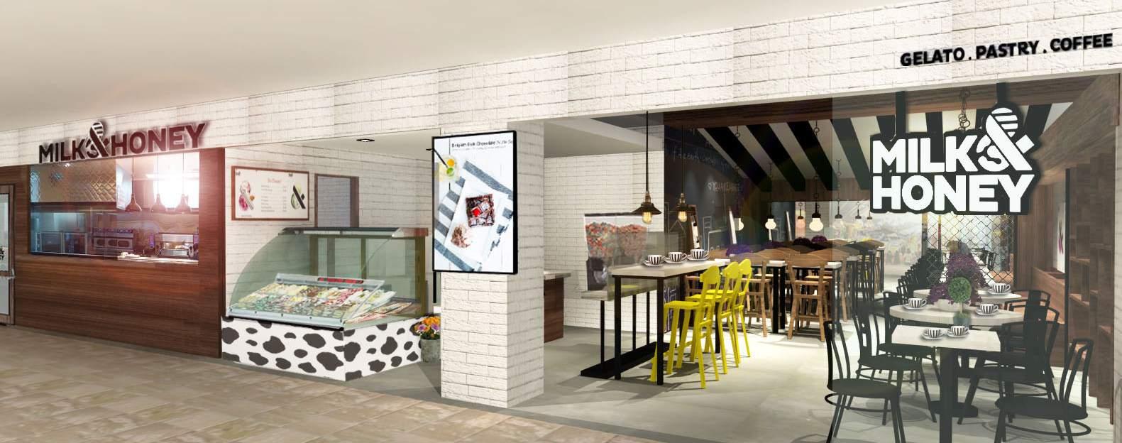 Shop Retail Renovation In Singapore Eight Design