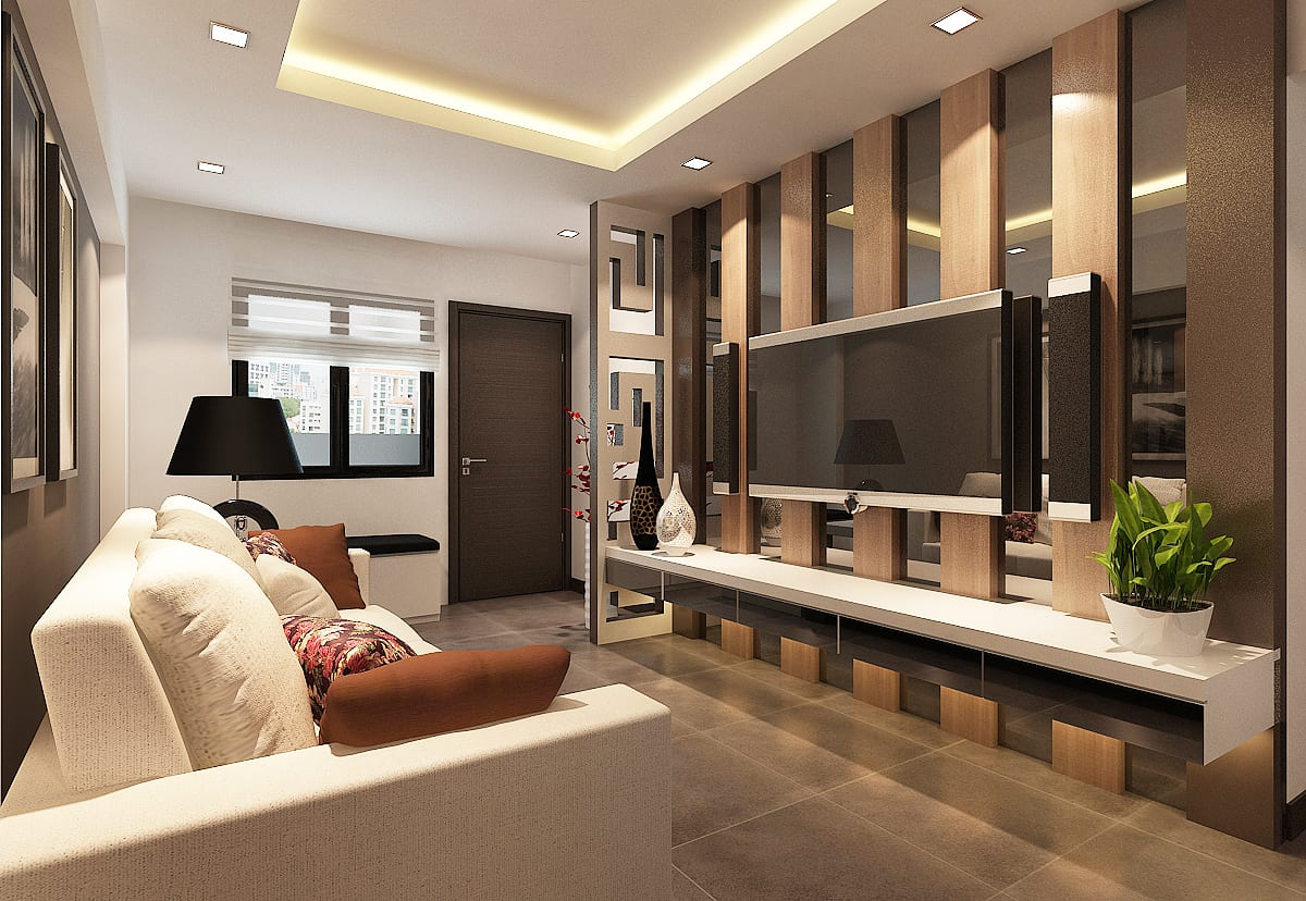 Interior Design Contractor In Singapore